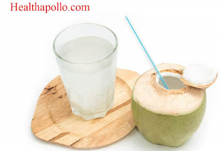 Coconut water to control High BP