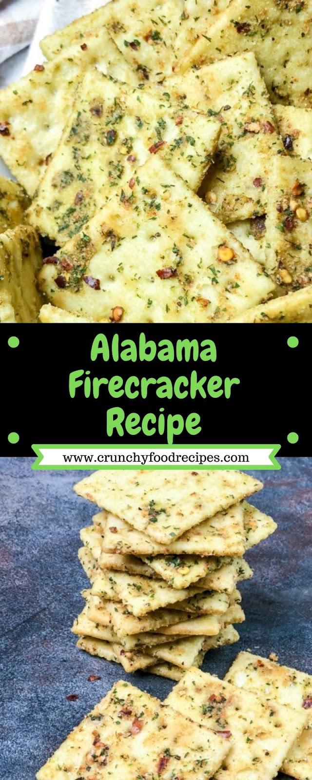 Alabama Firecracker Recipe
