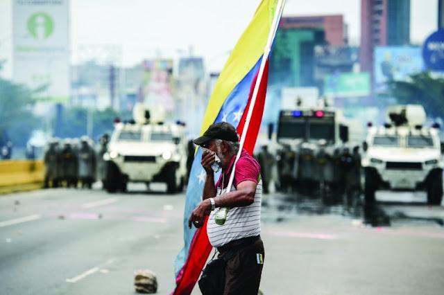 Venezuela cierra un año oscuro, bajo un régimen totalitario