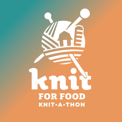 Knit for Food Knit-a-thon