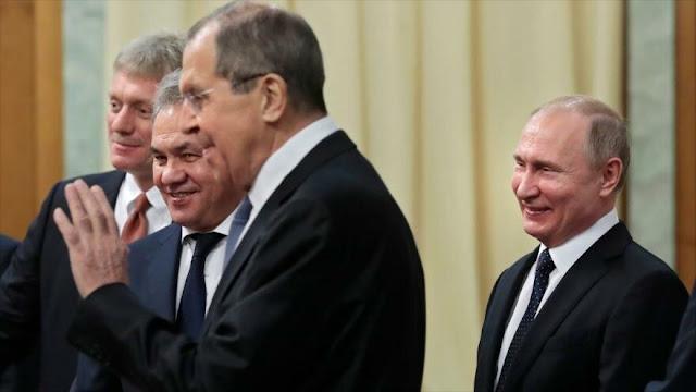 Rusia dice que nunca empleó a un presunto espía estadounidense