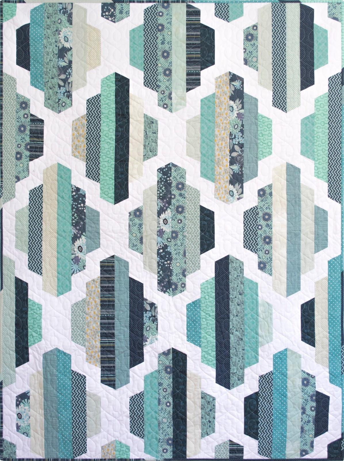 Pattern Garden Lattice Quilt Briar Hill Designs