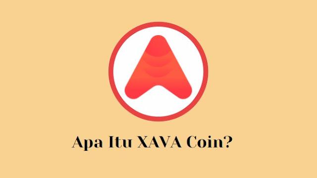 Gambar XAVA Coin Crypto
