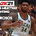 NBA 2K21 30 Teams Milkyway Lighting RELEASED! by Nrosos