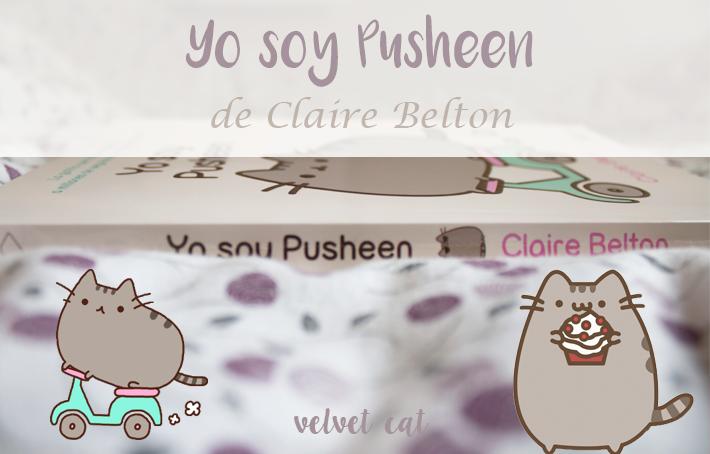 Yo soy Pusheen libro