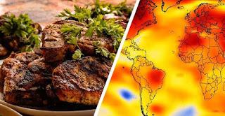 La ONU alerta: hay que comer menos carne para frenar el cambio climático