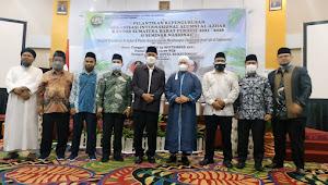 Pelantikan Pengurus OIAA Sumbar, Mahyeldi: Alumni Al Azhar Harus Perkuat Falsafah Minang ABS-SBK