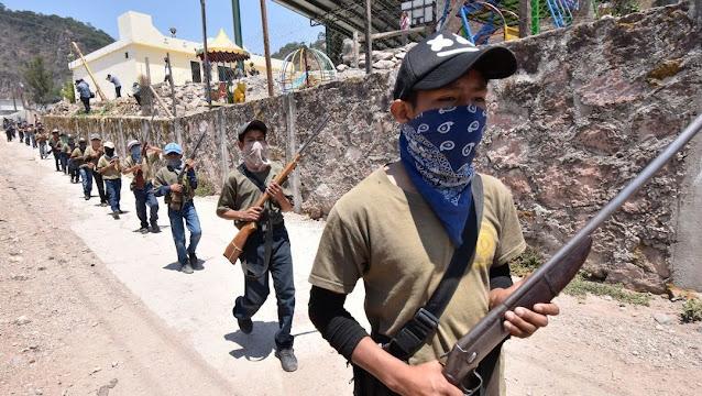 Opinión | El grito de los niños indígenas ¡Zapata Vive!