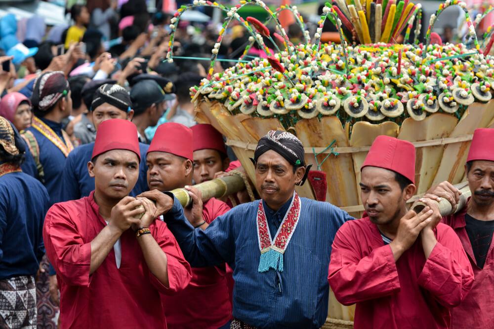 Panjang Mulud, Kearifan Lokal di Banten