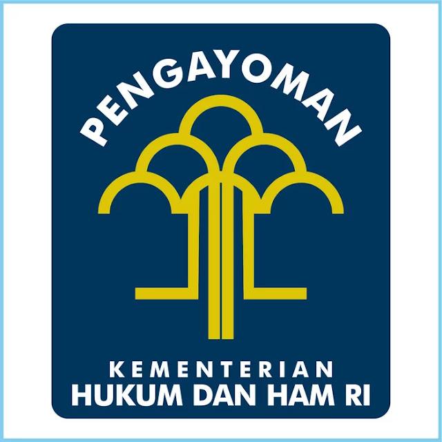 Kementerian Hukum dan HAM (Kemenkumham) Logo - Free Download File Vector CDR AI EPS PDF PNG SVG