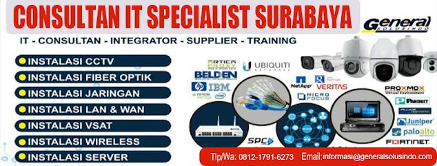 Consultant IT Specialist Surabaya Resmi