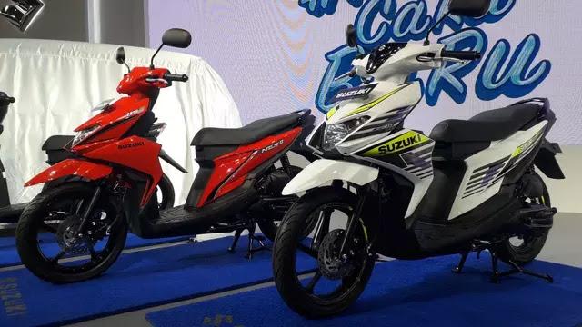 Lima Varian Suzuki Nex II dan Perbedaannya