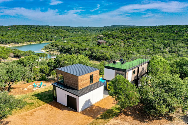 Lago Vista 3 Bedroom Shipping Container Home, Texas 3