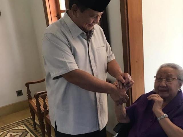 BPN: Prabowo Dibully Bicara Pilihan Politik Bu Ani, Padahal Info Itu dari SBY