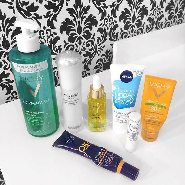 Usar muitos produtos é o melhor para a nossa pele?