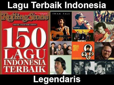 150 Lagu Indonesia Terbaik Sepanjang Masa Versi Rolling Stone Indonesia