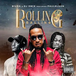 Biura & Dj O'Mix ft. Paulelson - Balling & Rolling (Rap) (Prod. Edgar Songz)