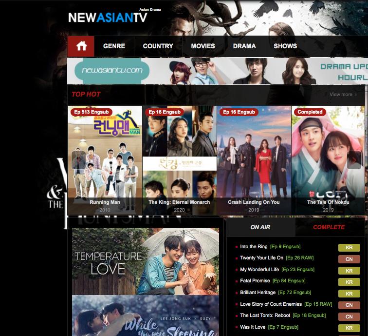 New Asian TV