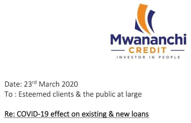 Mwananchi Credit