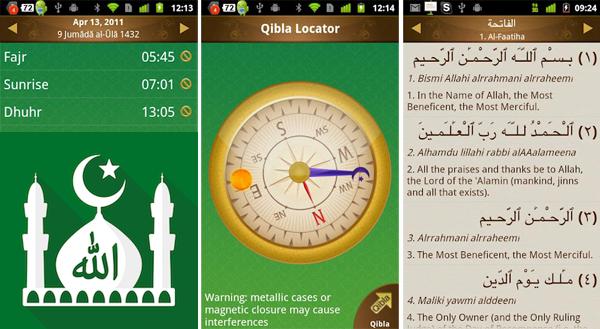 Aplikasi Muslim Pro Sholat Banyak Diminati Muslim Indonesia