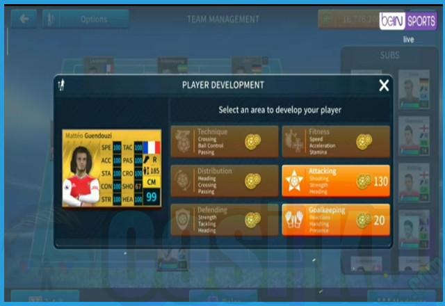 Cara Upgrade Player di Dream League Soccer Terbaru, Tanpa batas & Pasti berhasil