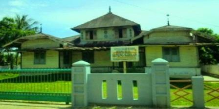 Istana Kerajaan Gunung Sahilan