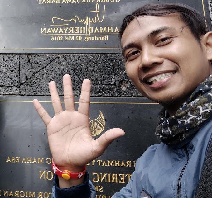 Cerpen : Anwar Kaduhung (Tulisan Revolusi)