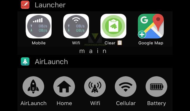 Ứng dụng bật tắt nhanh 3G