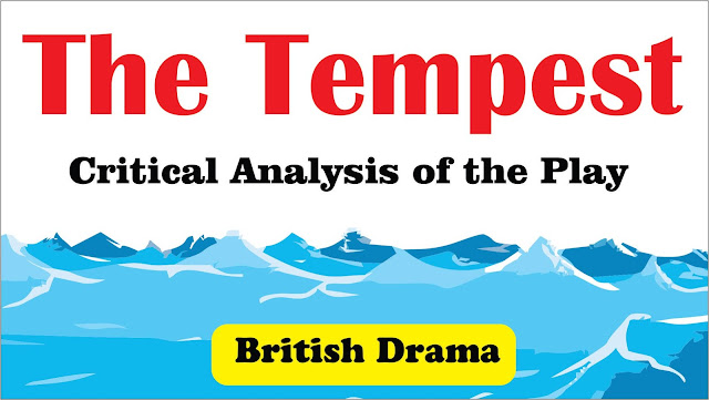 the tempest critical essays