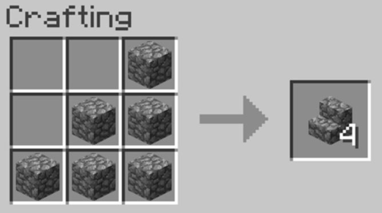There are several types of stairs in Mojang's game.