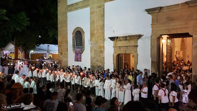 Evento de Páscoa em Paraty