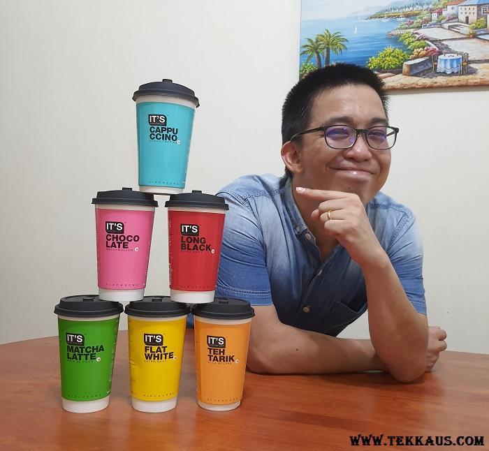 IT'S COFFEE SERIES-AIK CHEONG COFFEE