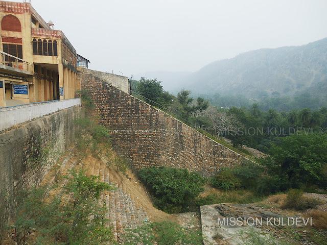Ramgarh Dam