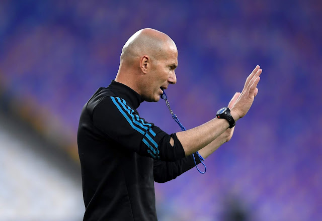 Fabio Capello : Zinedine Zidane Ambil Keputusan Tepat