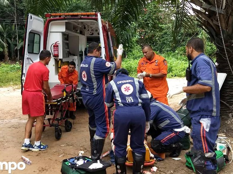 Acidente de avião/aeronave em Conceição de Lago Açu-MA