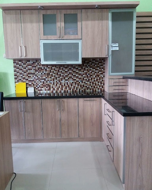 Jasa Kitchen Set Gresik Murah