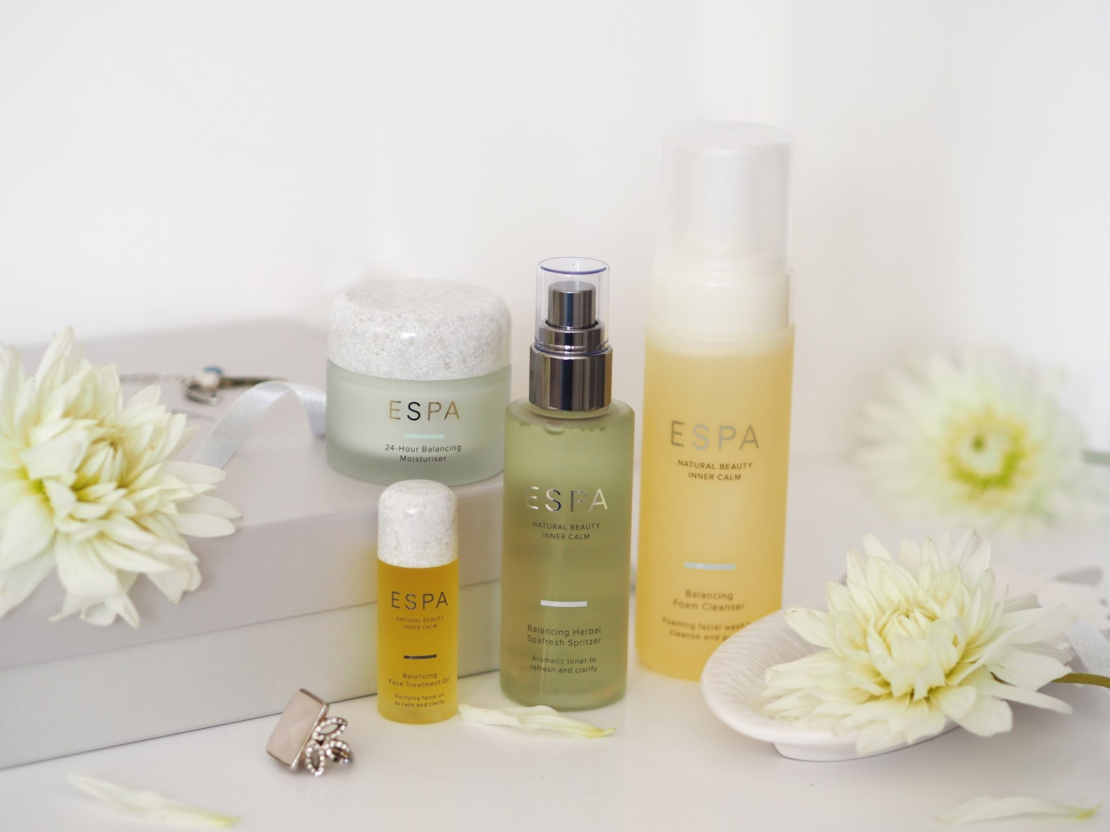 Espa Skincare, Katie Kirk Loves, UK Blogger, Beauty Blogger, Spa Products, Skincare Blogger, Beauty Review, Skincare Review, Natural Skincare