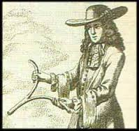 The Shore : The Use of Dowsing Rods in Paranormal Research