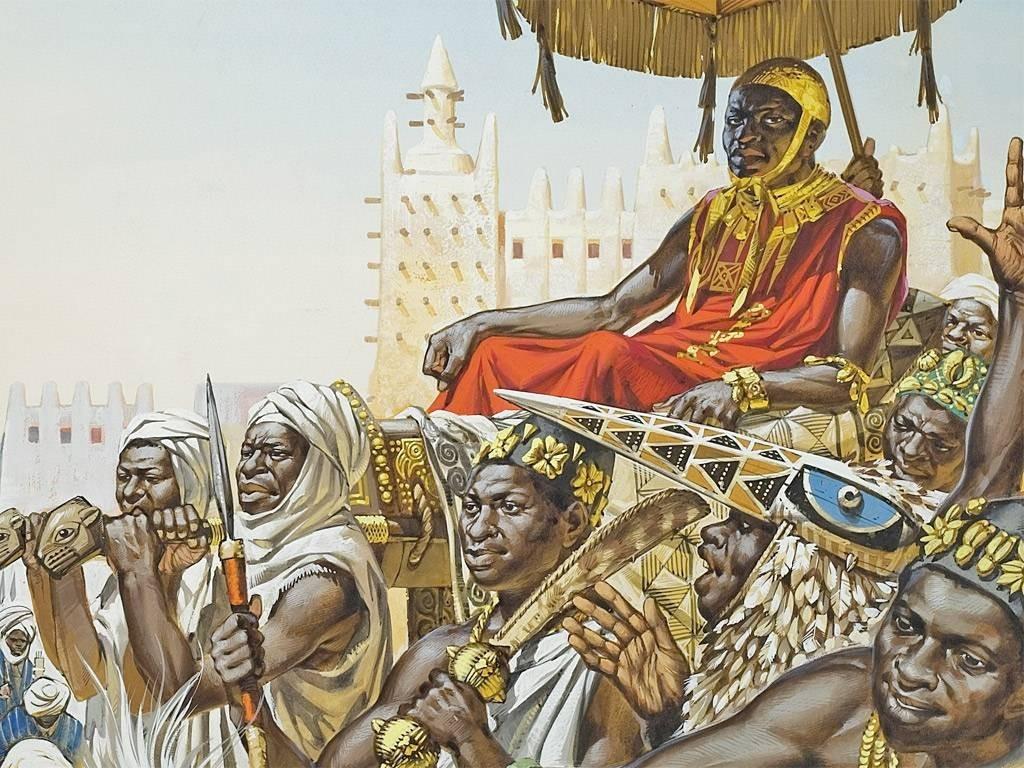 Peregrinación de Mansa Musa a La Meca