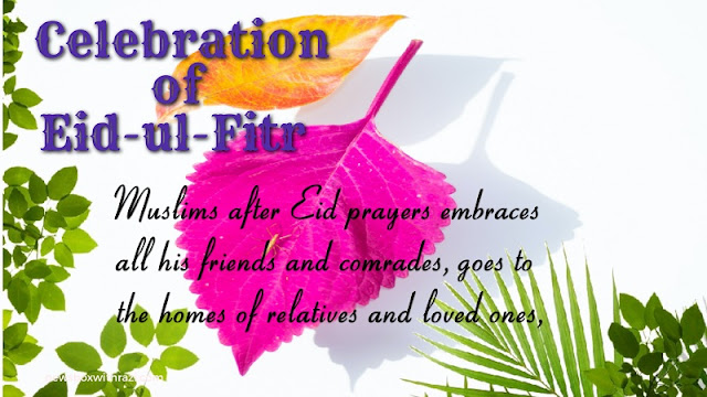 What is Eid al-Fitr, and why is it celebrated?