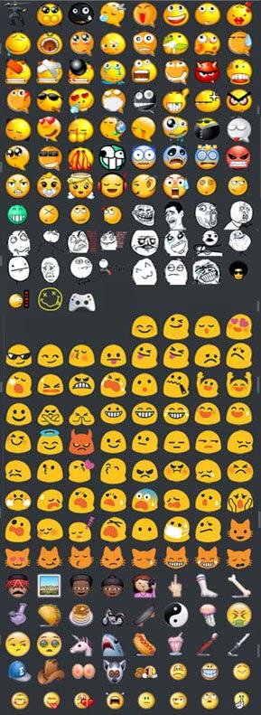 Neue Emoticons Für Whatsapp