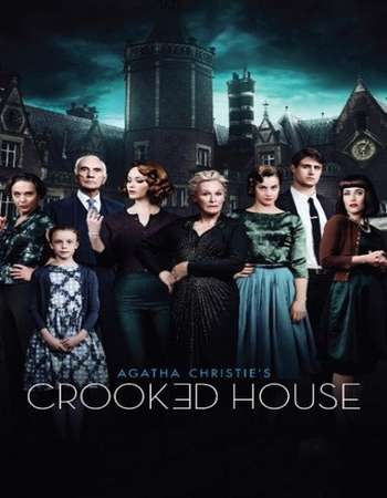 Crooked House 2017 English 720p HDRip 930MB ESubs Download HD