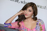 Angela Krislinzki Rogue Movie Fame Telugu Actress in Saree Backless Choli 013.JPG