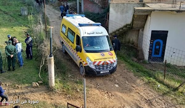 إصابة إمرأة بصعقة كهربائية فوق مسكنها بالزبوجة