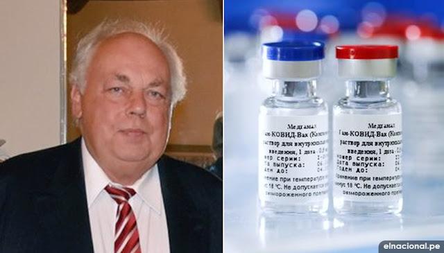 Igor V. Romanchenko sobre vacuna rusa en Perú