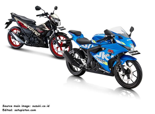 Imbas Performa Apik Suzuki Di MotoGp, Penjualan GSX R150 dan Satria F150 Meroket !!!