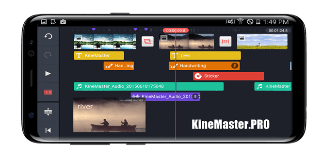 KineMaster Pro APK (Without Watermark) for Android Free Download