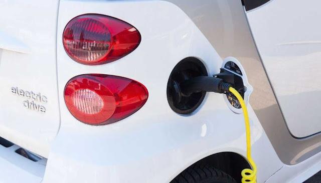 datos acerca de la venta de coches electricos en 2017