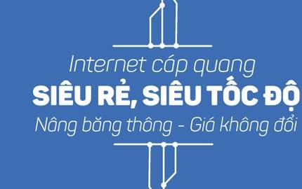 Internet cáp quang Viettel