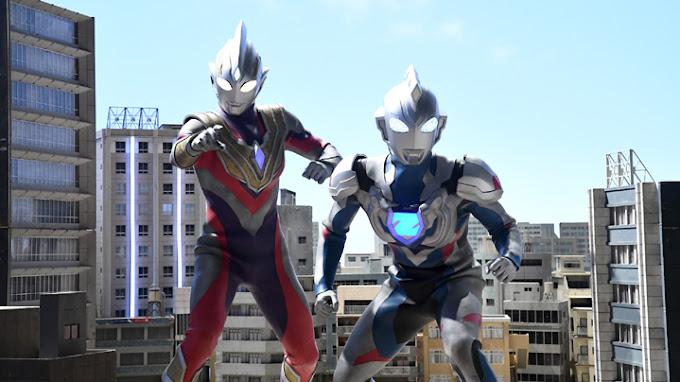 Ultraman Trigger Episode 7 Subtitle Indonesia